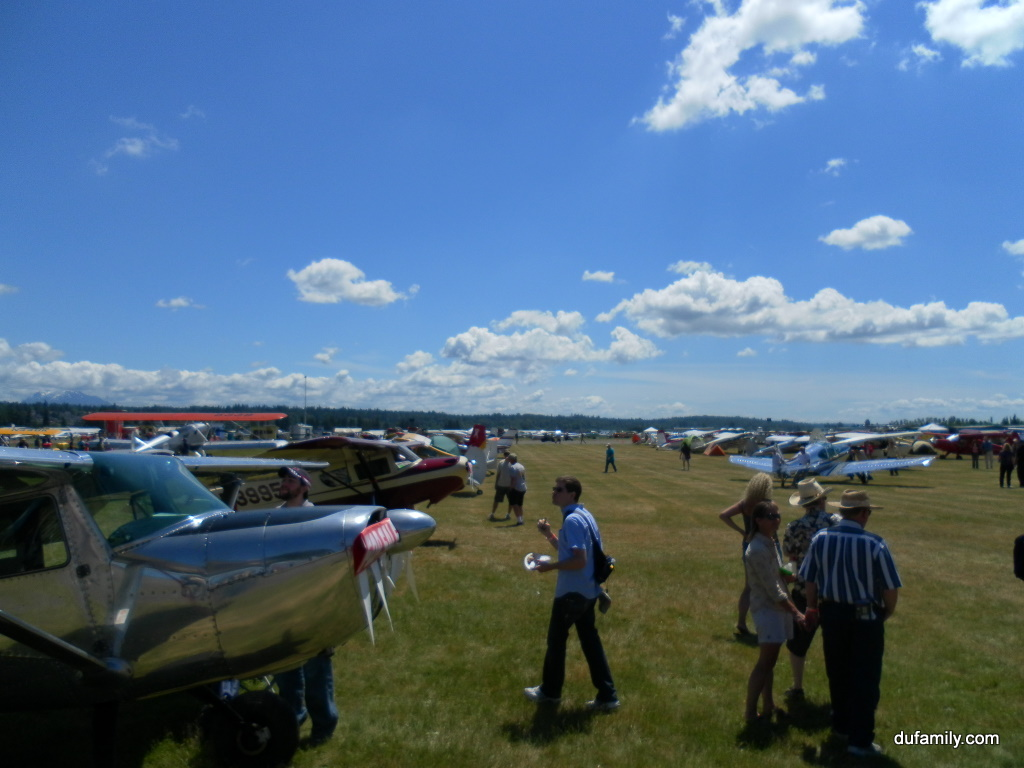Airshow Grounds